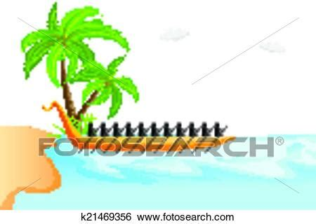 onam boat drawing clip art of happy onam background k21469356 search