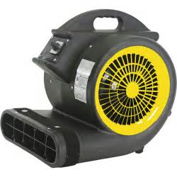 Floor Blower by Air Foxx Carpet Floor Blower 1 Hp 4 000 Cfm Model