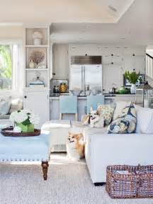 Coastal Living Room Inspiration Coastal Style The Inspired Room