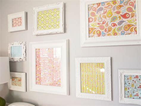 baby bedroom wall art idee originali per utilizzare la carta da parati la figurina