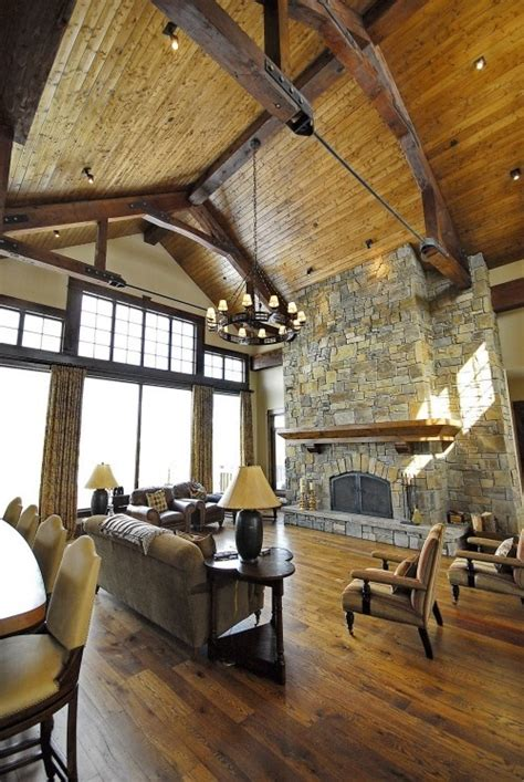 exposed ceiling beams exposed beam vaulted ceiling for the home pinterest