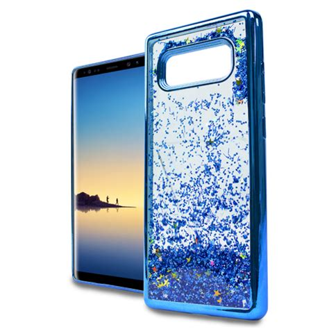 Casing Samsung Galaxy Note 8 Glitter Ring Stand Soft Slim Tpu for samsung galaxy note 8 glitter quickstand moving liquid cover ebay