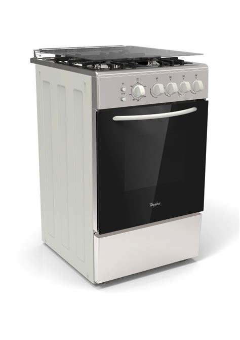 Oven Gas Di Lazada whirlpool agg 540 ix 50cm free standing range with 4 gas