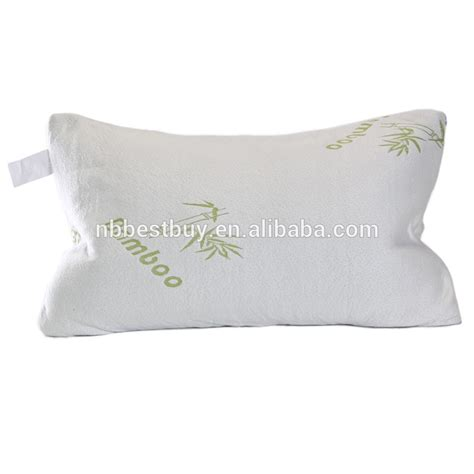 bamboo bed pillows king and queen size pillow custom bamboo bed rest pillow