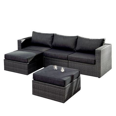 Gartenmöbel Lounge Set 45 by Gartenm 195 182 Bel Lounge Set G 252 Nstig Kaufen