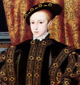 tudor king the coronation of the last tudor king edward vi tudors