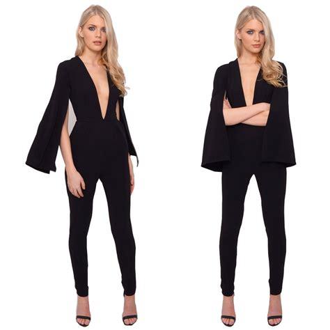 natali set jumsuit 4in1 ୧ʕ ʔ୨2017 new slim one one fashion v