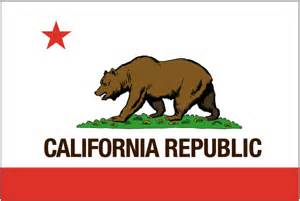 california state color california color flag