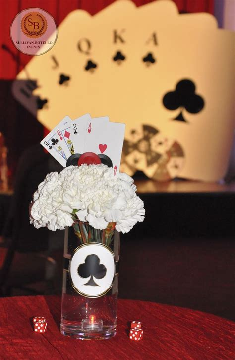 centerpieces ideas for casino centerpiece casino centerpiece