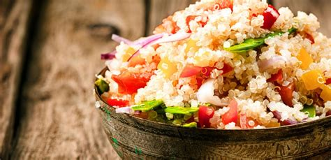 cucina di pesce ricette 3 ricette di quinoa con il pesce facili e veloci leitv
