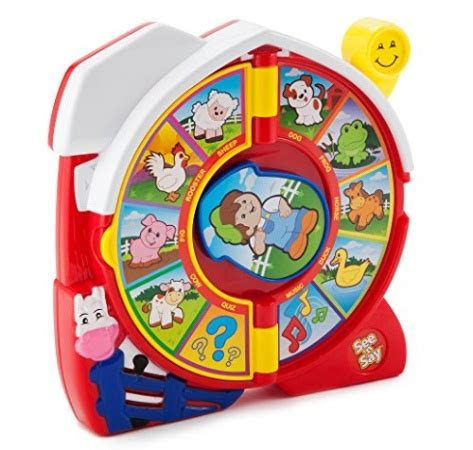Fisher Price See 'n Say The Farmer Says