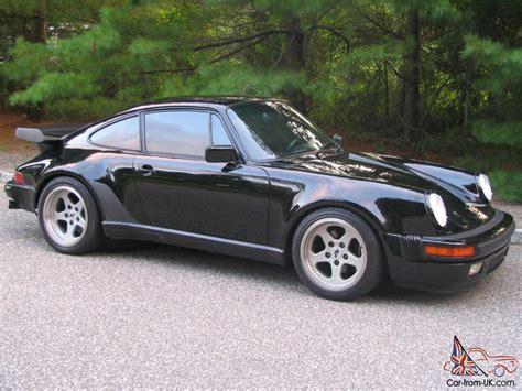 Ruf Porsche Turbo by 1989 Porsche 930 Turbo Genuine Ruf Btr