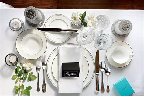 how to set a formal table table setting ideas for any occasion