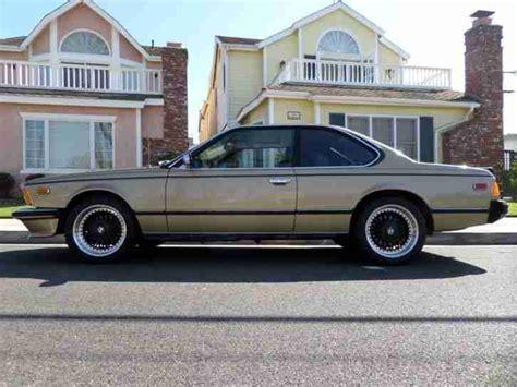 bmw coupe 1980 1980 635i coupe orig california bestes angebot