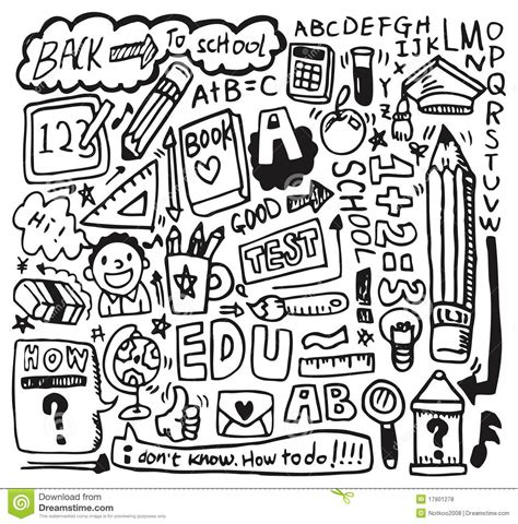 S Drawing In School by Draw School Element Stock Vector Image Of Letter