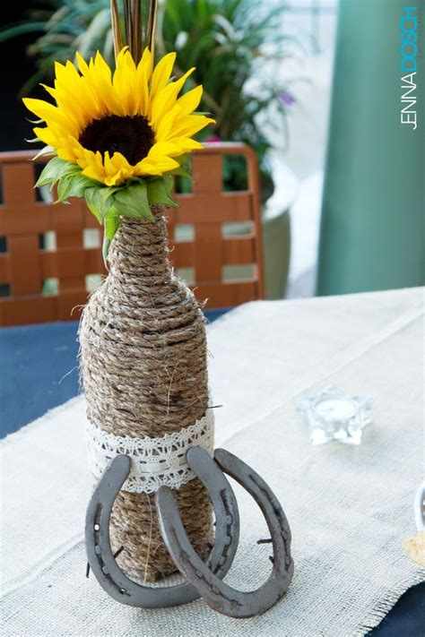 country wedding centerpiece ideas 23 bright sunflower wedding decoration ideas for your
