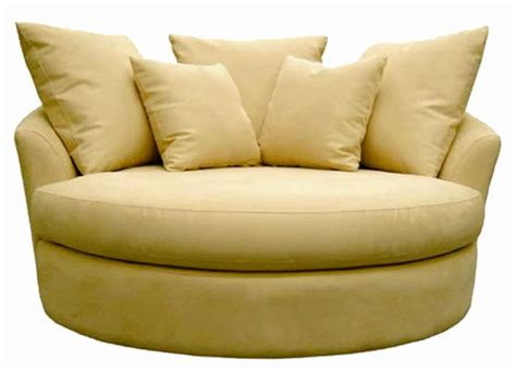 round reading chair oversized cream round reading chair