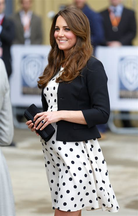 Get Look Kate Middletons Topshop Tunic Dress by Kate Middleton Wore A Topshop Dress Kate Teams Up With