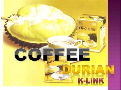 Bubuk Minuman Rasa Durian Cappucino Powder Duren Capuccino T0210 coffee durian kopi duren