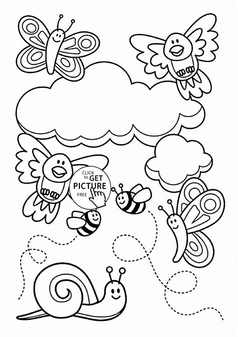 get this free preschool spring coloring pages to print p1ivq preschool spring coloring pages coloring pages designs