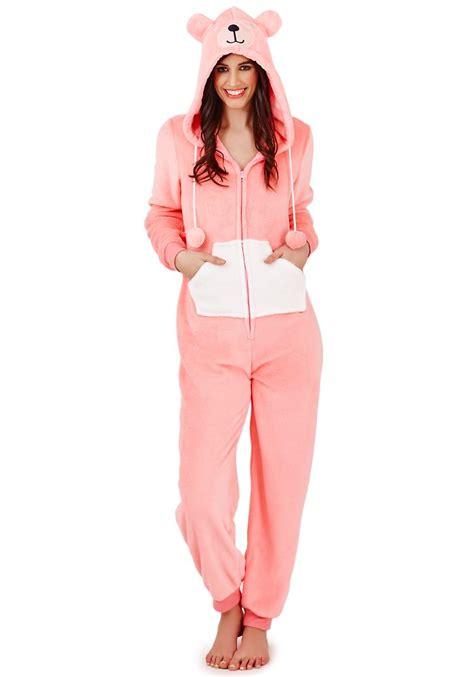 Anzug Pyjama by Damen Jumpsuit Overall Einteiler Anzug Freizeitanzug