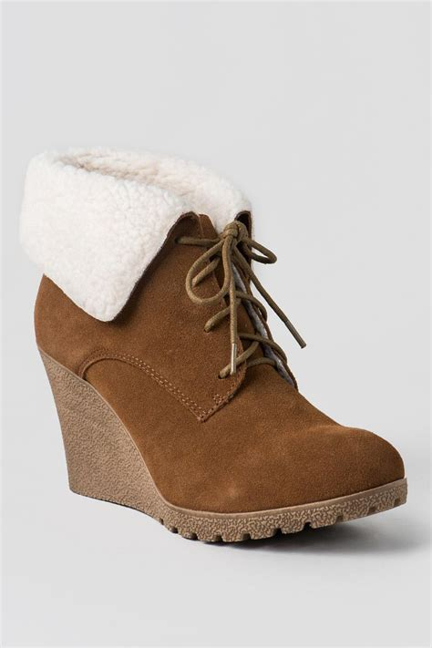 shoes dacey wedge ankle boot s
