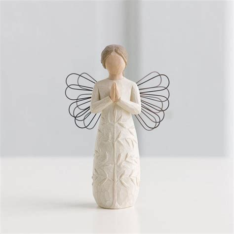 willow tree comfort willow tree a tree a prayer angel figurine 26170