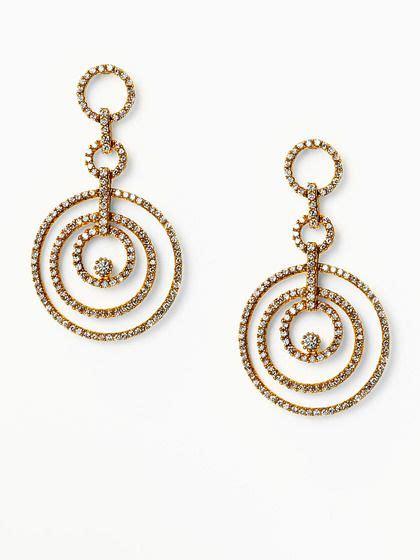 Multi Circle Earring multi circle drop earrings drop earrings
