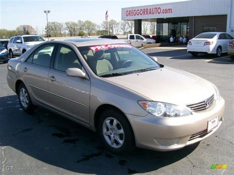2005 beige toyota camry le 27850802 photo 2 gtcarlot car color galleries