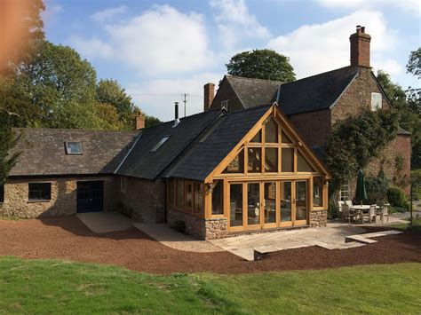 Houses With Front Porches by Wye Oak Traditional Oak Framing