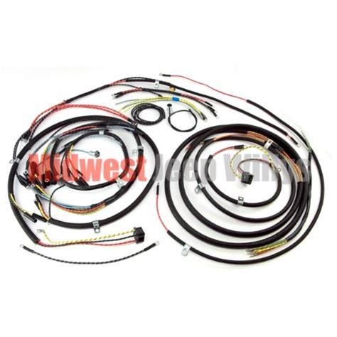 jeep part  wiring harness kit  turn signal