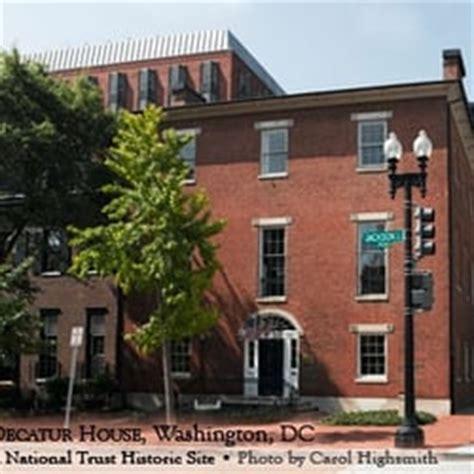 Decatur House Washington Dc by Decatur House Landmarks Historical Buildings