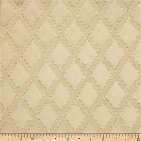 trellis fabric starlight trellis jacquard mocha discount designer