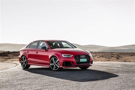 audi four door sedan 2017 audi rs3 sedan review wheels