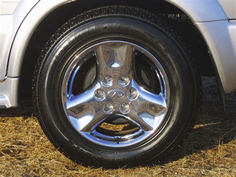 infiniti qx4 rims infiniti qx4 picture 06 of 06 wheels rims my 2003