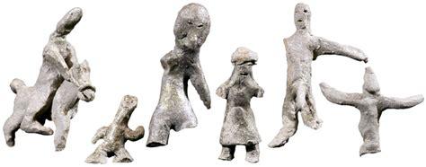 silla clay dolls doll story archaeology magazine