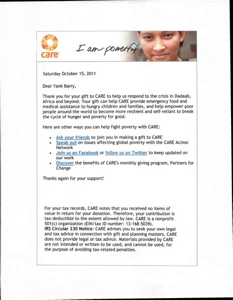 Donation Letter For Nursing Home the world s greatest con chapter 2 yank barry s global