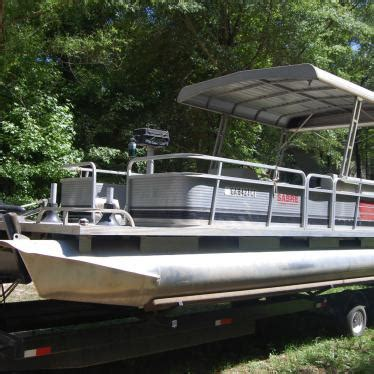 used pontoon boats under 5000 century 2004 for sale for 5 000 boats from usa
