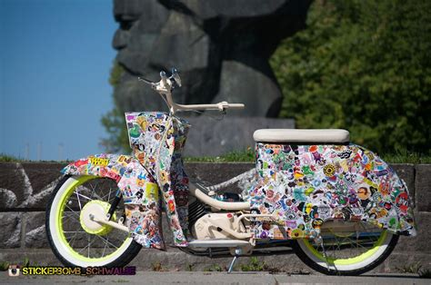 Motorrad Tuning Chemnitz by Simson Fan Martin M 252 Ller Quot Tief Bunt Clean Edel So