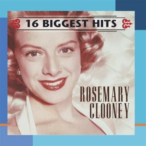 rosemary clooney vocal range botch a me ba ba baciami piccina sheet music by rosemary