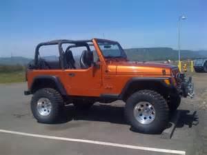 jeep orange