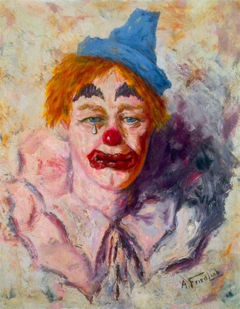 clown paint skool damage christian montone aisles of tiles
