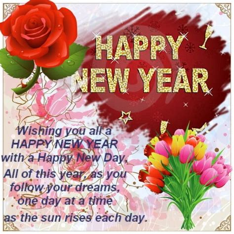 beautiful happy new year wishes pictures photos and