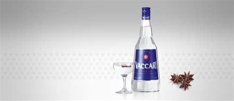 vaccari sambuca soft and pure anise flavour lucas bols