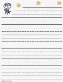 Lined Paper For Writing Practice Kids Handwriting Paper Hand Writing