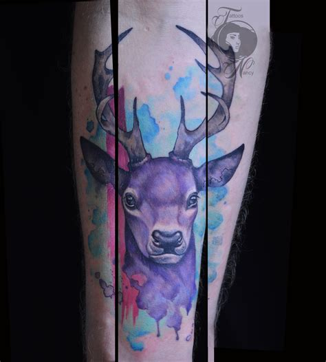 watercolor tattoo amsterdam tattoos nancy page 2 skin amsterdam