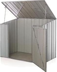 Yardstore Sheds by Storemate Yardstore S53 1 76m X 1 07m Zinc Spanbilt