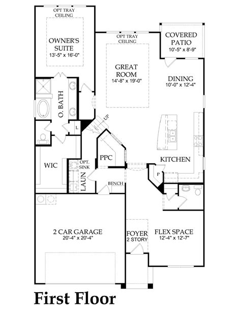 pulte homes floor plans texas caldwell new home plan argyle tx pulte homes new home
