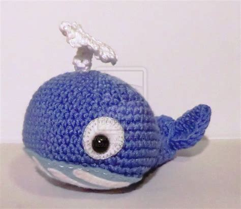 amigurumi pattern whale walter the whale amigurumi by lizduttons on deviantart