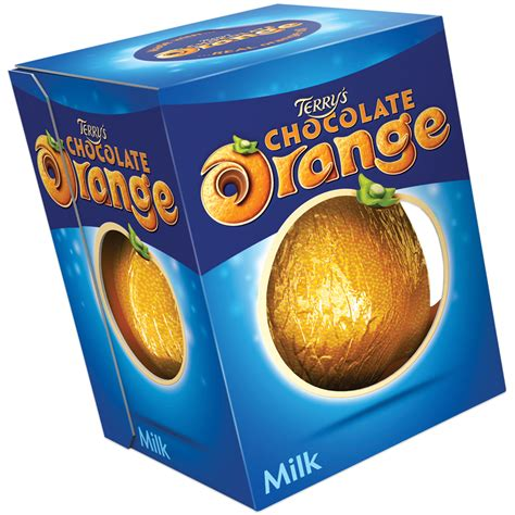 orange chocolate terry s chocolate orange 170g cadbury gifts direct